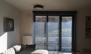Inspirace: Moderní látkové stínění do interiéru