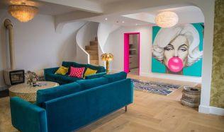 Inspirace: pop-art v interiéru nemusí být jenom plastový kýč