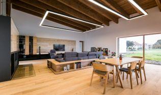 Inspirujte se: Novostavba minimalistického rodinného domu