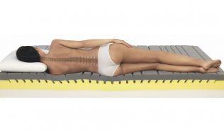 Jak matrace působí na lidské tělo?
