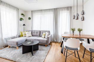 Jak se bydlí v bytech významného developera si můžete ozkoušet online