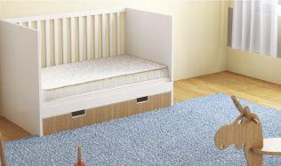 Jak správně vybrat matrace pro děti? Máme pro vás několik rad