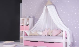 Jak vybavit dětský pokoj pro holčičku?