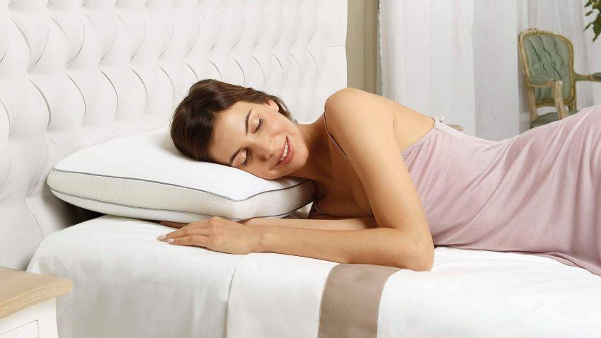 Jak vybrat správný polštář?