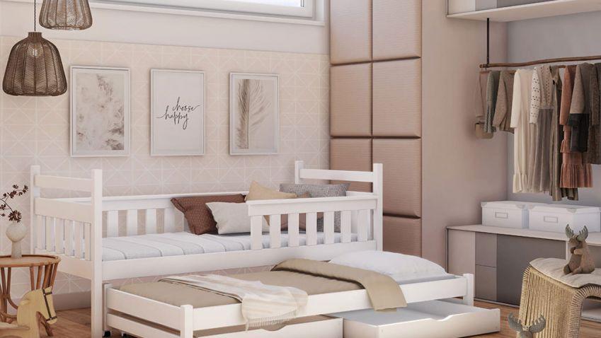 Jak vybrat tu správnou dětskou postel. Máme pro vás několik rad
