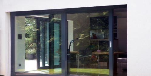 Vybíráme okna - Velkoformátová okna a vstup na terasu
