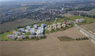 Jeden z největších projektů pražské historie – Panorama Kyje dokončen