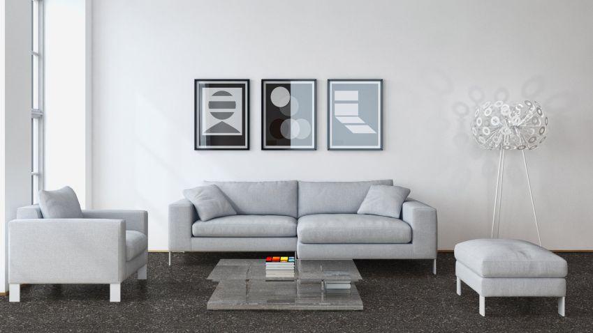 Kamenné koberce díky svým vlastnostem jsou praktické a designové řešení pro vaší domácnost