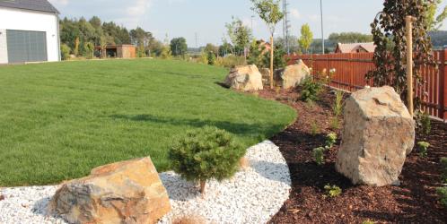 Přemkovy rychlé rady pro zahrady - 8. díl - Kameny jsou významným prvkem okrasných zahrad. Kam se který kámen hodí?