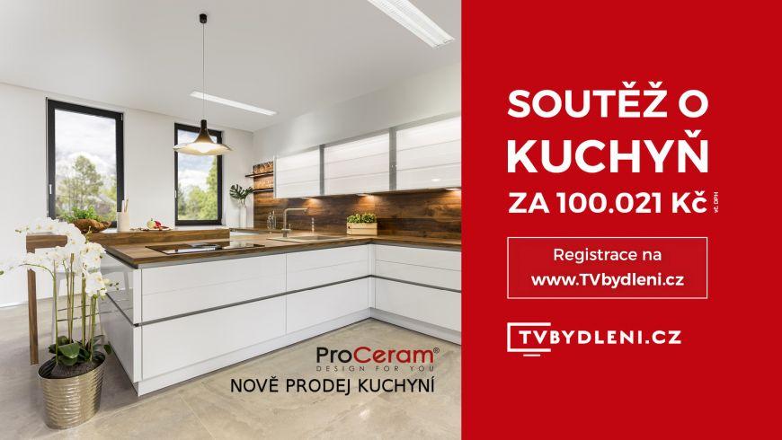 Kasalovi postupují do finále soutěže o kuchyň za 100.021 Kč vč.DPH