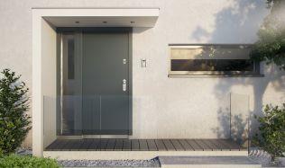Kvalitní dveře ochrání váš bezpečný domov