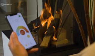 Kvalitu plynového krbu určuje jeho plamen. Umí být i inteligentní!