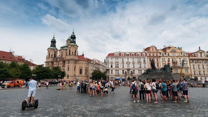 Lidé budou v rámci festivalu Shared Cities diskutovat o životě ve městě