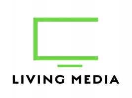 Logo Living Media