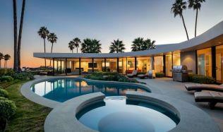 Luxusní rezidence Elona Muska za 4,5 milionu dolarů