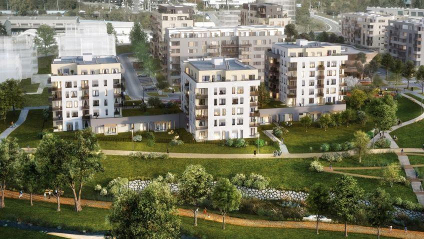 Místo brownfieldu developer nabídne přes osmdesát nových bytů