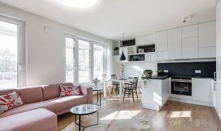 Moderní bydlení na Barrandově, nahlédněte do vzorového bytu