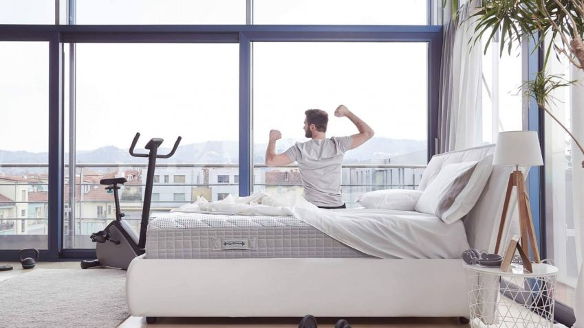 Může matrace ulevit od bolesti zad? Ano, stačí si správně vybrat