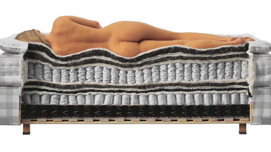 """Mýtus: """"Tvrdá postel je dobrá pro záda"""""""