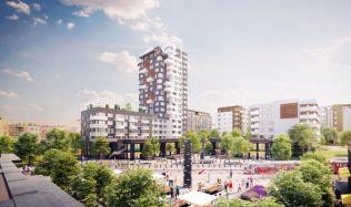 Na Barrandově vzniknou nové byty obklopené parkem