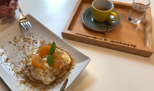 Na kafe! - 3. díl - Pappa Coffee