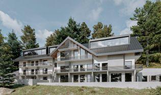 Projekt Yasmin Apartments je nominován na Realitní projekt roku 2021