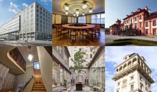 Navštivte v rámci festivalu architektonické prostory, které jsou běžně nepřístupné
