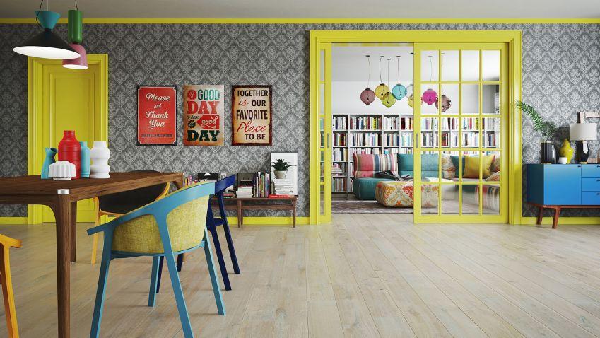 Nepodceňujte výběr podlahových lišt, kouzlo je totiž v detailech