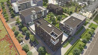 Nové byty na prodej v projektu Ranta Barrandov