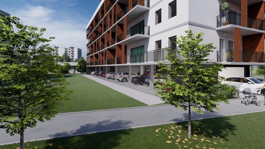 Nový bytový dům vznikne na plzeňské Doubravce. Budeme u toho!