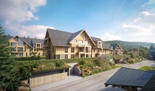 Nový horský resort v Krkonoších nabídne luxusní bydlení po vzoru alpských středisek
