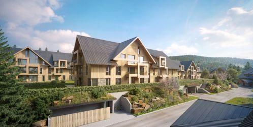 Stavba není sen 4 - Aldrov Krkonoše - Nový horský resort v Krkonoších nabídne luxusní bydlení po vzoru alpských středisek