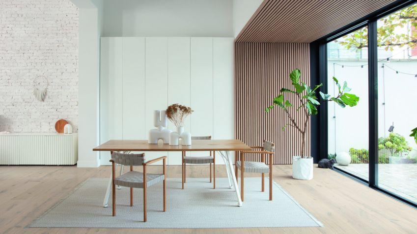 Nový minimalismus představuje spojení komfortu a jemnosti