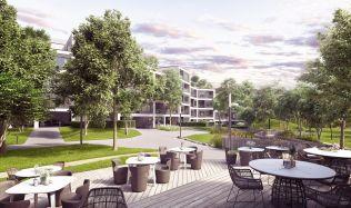 Nový projekt Barrandez-vous získal územní rozhodnutí. Prodej bytů byl spuštěn