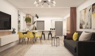 O české byty mají více zájem investoři ze západu. Zájem východu ochladl