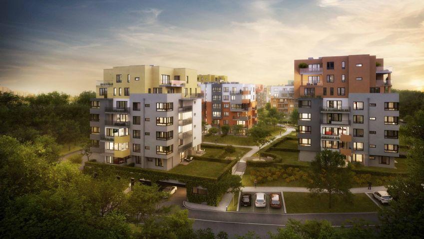 O koupi nových bytů je navzdory pandemii stále velký zájem