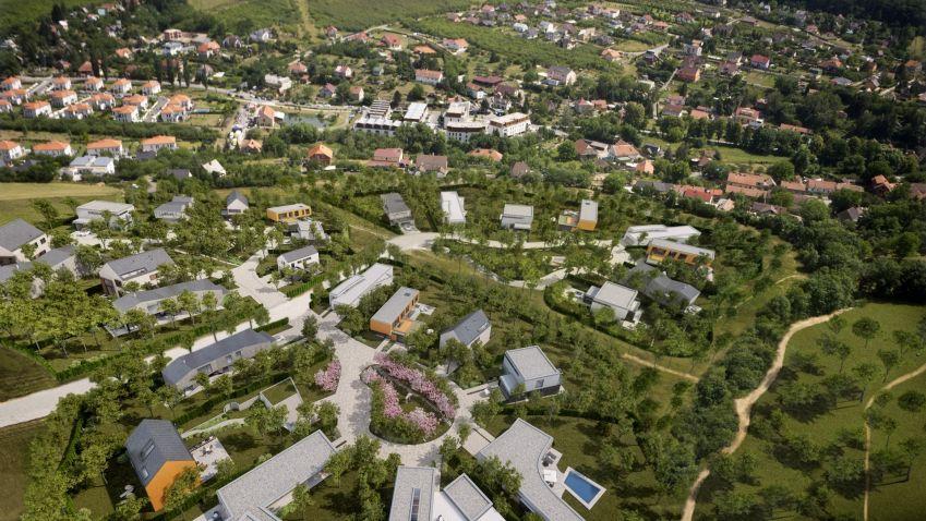 Obec Statenice u Prahy se rozroste a nabídne místním novou občanskou vybavenost