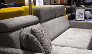 Oblíbené sedačky a italský design na veletrhu For Interior