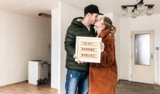 Obyčejný panelákový byt prošel velkou proměnou. Jak dnes bydlí sympatický pár?