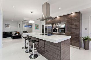 Obývací pokoj s kuchyní isnpirace