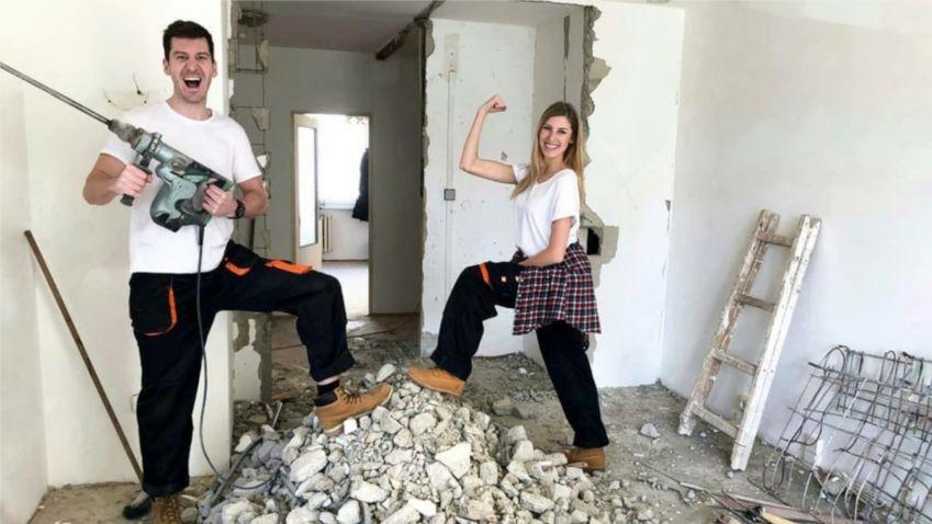 """Petr Říbal: ,,Hádek při rekonstrukci bytu bylo tolik, že jsme je radši ani nepočítali!"""""""