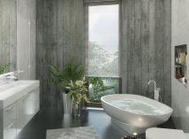 Moderní koupelny