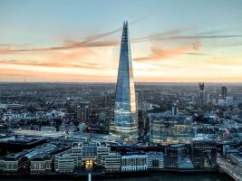 Londýn The Shard