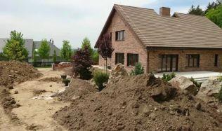 Správný postup při realizaci zahrady u rodinného domu
