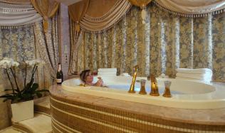 Nejzajímavější hotely - 1.díl - King's Resort