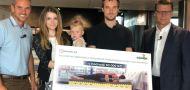 Předáváme voucher na matraci od společnosti Magniflex v hodnotě 60.000 Kč výhercům!