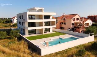 Developerské projekty - 16. díl - Apartmány Bibinje, Chorvatsko