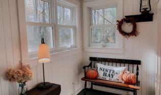 Podzimní nálada v interiéru