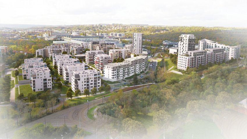 Poptávka po novém bydlení stále roste