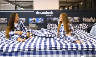 Obřích 9 metrů čtverečních luxusu pro váš spánek